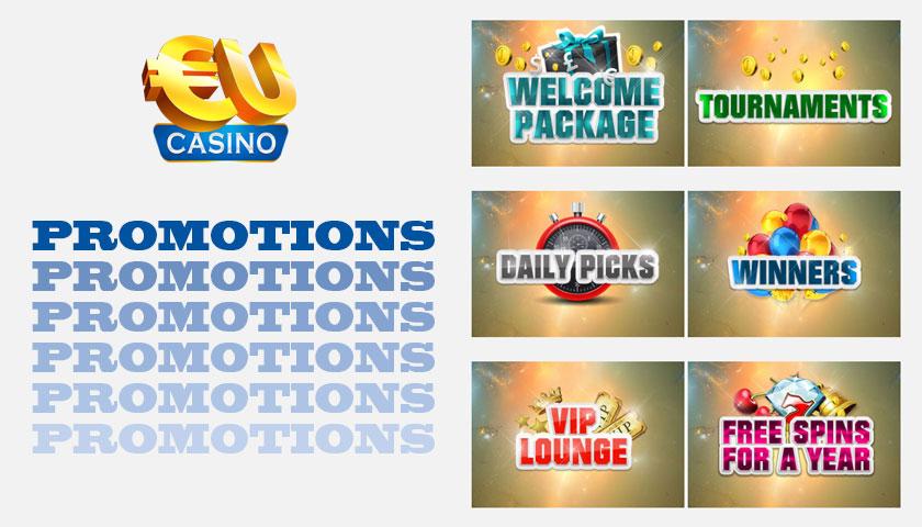 EU Casino Promotions