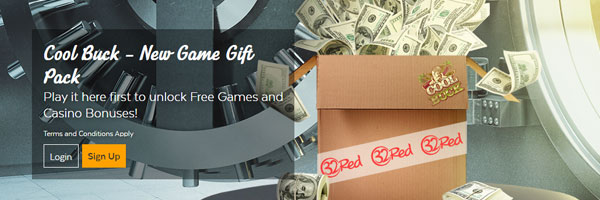 32Red Cool Buck New Game Gift Pack