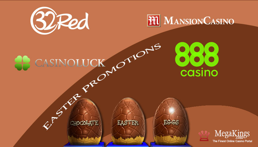 online casino easter promotions