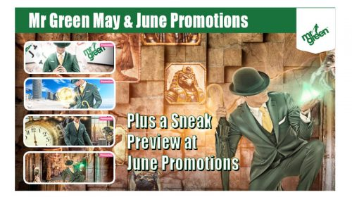 June Casino Promotions