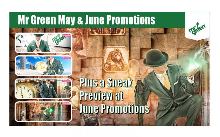 June Casino Promotions
