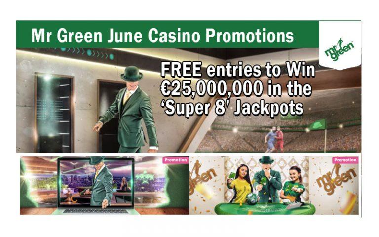 June Casino Promotions 2018