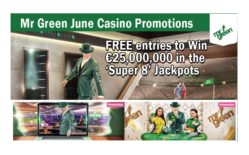 June Casino Promotions 2018