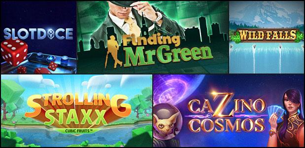 new online casinos juli 2019
