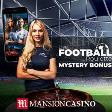 Mansion Live Football Roulette